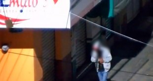 Detienen a hombre por intentar abrir un negocio en Pachuca