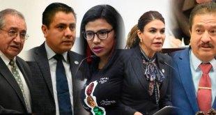 Otros 6 diputados de Hidalgo chapulinean para buscar una alcaldía