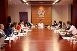 Reunirán a Secretarios del gabinete de Fayad para prueba de coronavirus