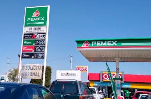 Este viernes, la gasolina Magna se vende hasta en $12.95 en Pachuca