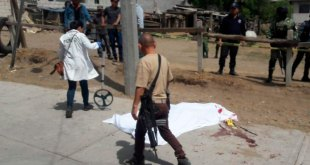 Muere sujeto tras riña en Tlanalapa
