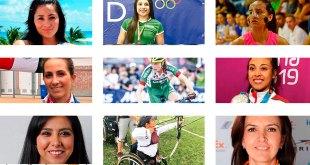 Las mujeres que ponen en alto el nombre de Hidalgo en el deporte