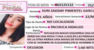 Suri Zadday Pimentel García