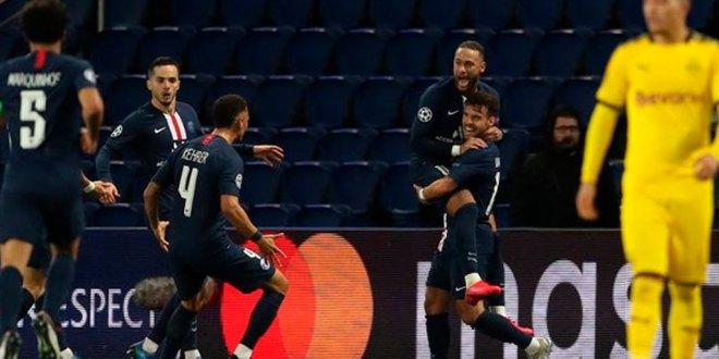 Ya está PSG en Cuartos de Champions League