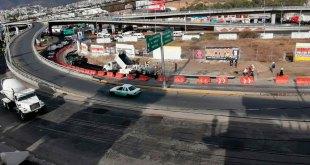 Por obra, se confinarán carriles en el bulevar Colosio de Pachuca