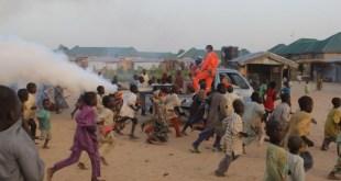 Policías de Nigeria matan a 18 personas por violar el confinamiento