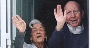 Matrimonio de 88 años supera el coronavirus Covid-19 en España