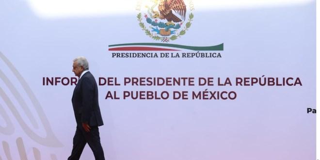 """El Presidente Andrés Manuel López Obrador afirmó que México """"vencerá"""" al coronavirus y reiteró que la crisis es pasajera y transitoria."""