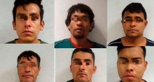 Detienen a una banda de delincuentes en Tolcayuca