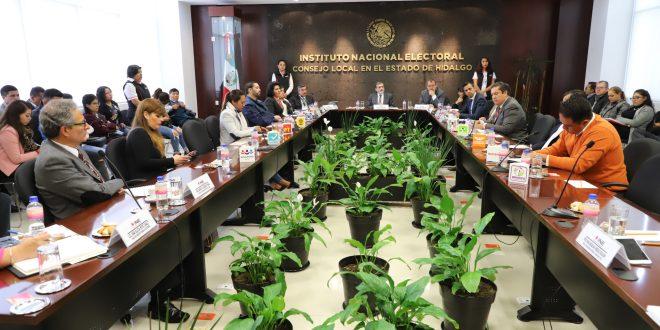 El INE define hoy si atrae comicios en Hidalgo y Coahuila