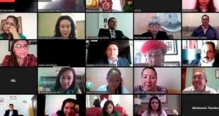 Celebra Congreso de Hidalgo primera sesión virtual