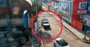 Así detuvieron a un sujeto pr robar un automóvil en Tepeji