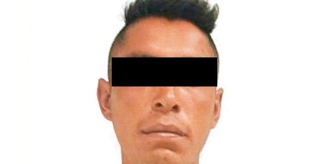 Detienen a un supuesto asaltante en Pachuca