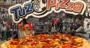 Gran sabor en cuarentena con Tuzo Pizza