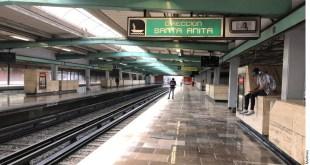 Estas son las estaciones de transporte público cerradas en la Ciudad de México