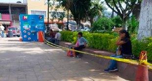 Habitantes de Tasquillo omiten medidas de seguridad ante contingencia