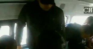 'La chamba es la chamba', dice asaltante de transporte