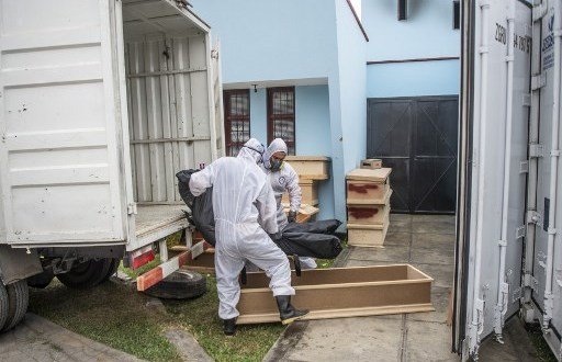 Más de 350 mil muertos por coronavirus en el mundo, hasta este miércoles