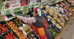 Descartan contaminación por Covid-19 en alimentos de supermercado