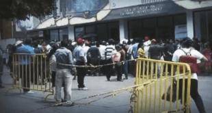"""""""El COVID no existe"""": Pobladores de Motozintla, Chiapas, exigen a autoridades levantar la cuarentena"""