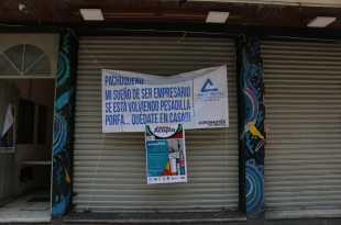 Comerciantes del Centro de Pachuca abrirán el 1 de junio, advierten