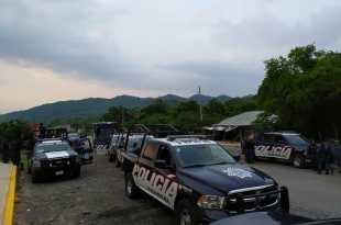 Tras 24 horas de cautiverio, liberan a policías retenidos en Huejutla