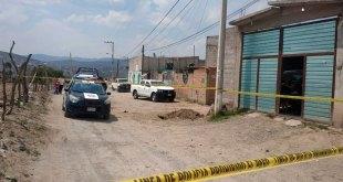 Sujetos disparan contra una casa en Mineral de la Reforma