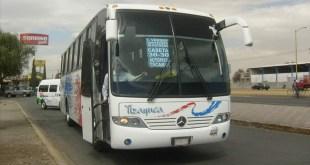 Prevén autobuses de la México-Tizayuca parar sus labores por contingencia