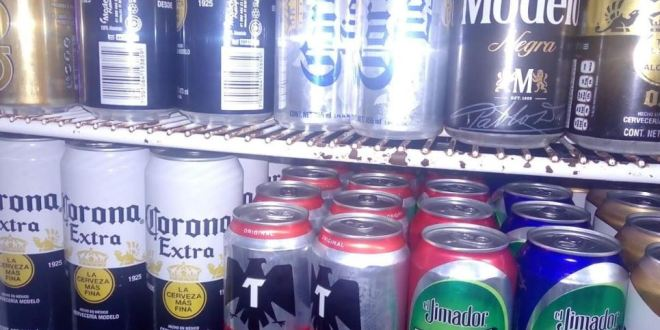 Cerveza y bebidas alcohólicas ya se ofrecen de nuevo en Hidalgo