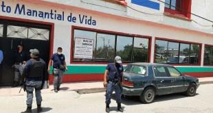 Cierran templo en Ixmiquilpan: daba servicio en plena pandemia