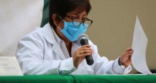 IMSS Hidalgo inhabilitan a Claudia Díaz por compra de ventiladores