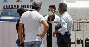 """Covid-19, """"algo serio"""": paciente recuperado en Hidalgo"""