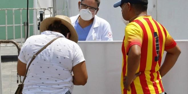 Suman mil 459 casos de coronavirus: Salud de Hidalgo