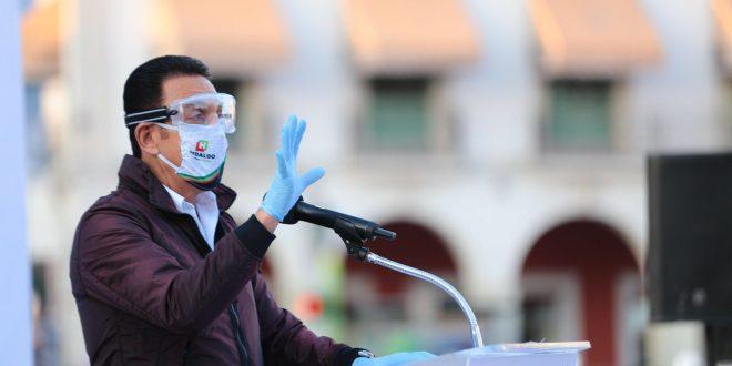 Cuarentena podría extenderse en Hidalgo: Omar Fayad