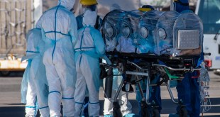Casi 345 mil muertos por el coronavirus en el mundo, hasta este lunes