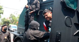 Detienen a un hombre con 4 millones de pesos en CDMX