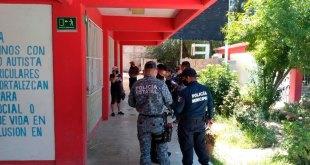 En plena cuarentena, roban escuela en Ixmiquilpan