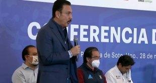 Bajó el estado de Hidalgo drásticamente su movilidad: Fayad