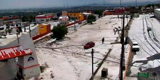 Este viernes, esperan lluvias y granizadas en Hidalgo