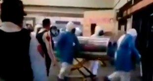 Sacan en cápsula a un hombre de Metro de la Ciudad de México