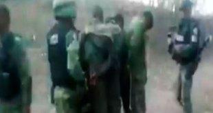 En Sonora, detienen a soldados que adiestraban al Cártel de Sinaloa