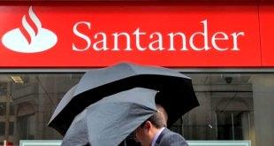 Concluye Santander actualización que causó fallas en cajeros