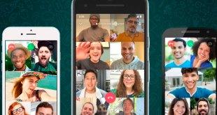 Buscan que hasta 50 personas puedan hacer videollamadas por WhatsApp