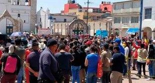 En plena pandemia, se manifiestan por falta de agua en Zacualtipán