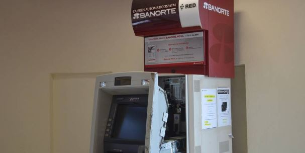 Intentan robar cajero automático Tepeapulco