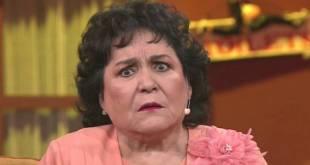 Pendejos, incrédulos de coronavirus: Carmen Salinas