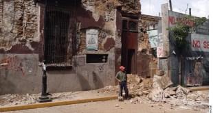 Deja un muerto y afectaciones sismo de 7.5 grados en Oaxaca