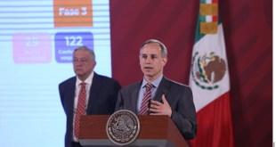 Prevé Secretaría de Salud que Covid-19 repunte en otoño