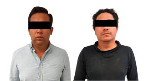 Arrestan a dos sujetos armados en El Arenal