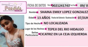 Shaina Emily López González